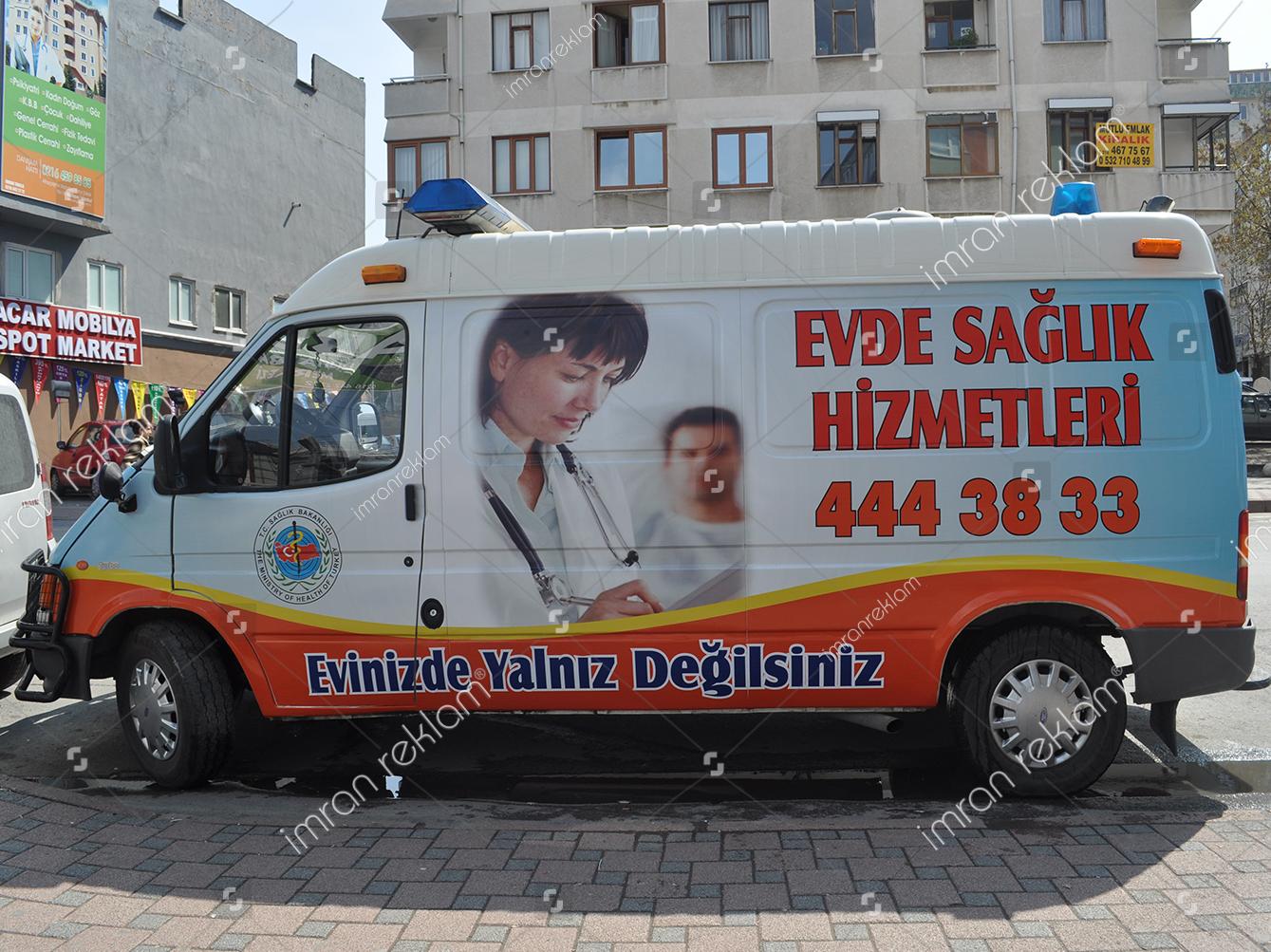 ambulans-giydirme-kaplama-renk-degisimi
