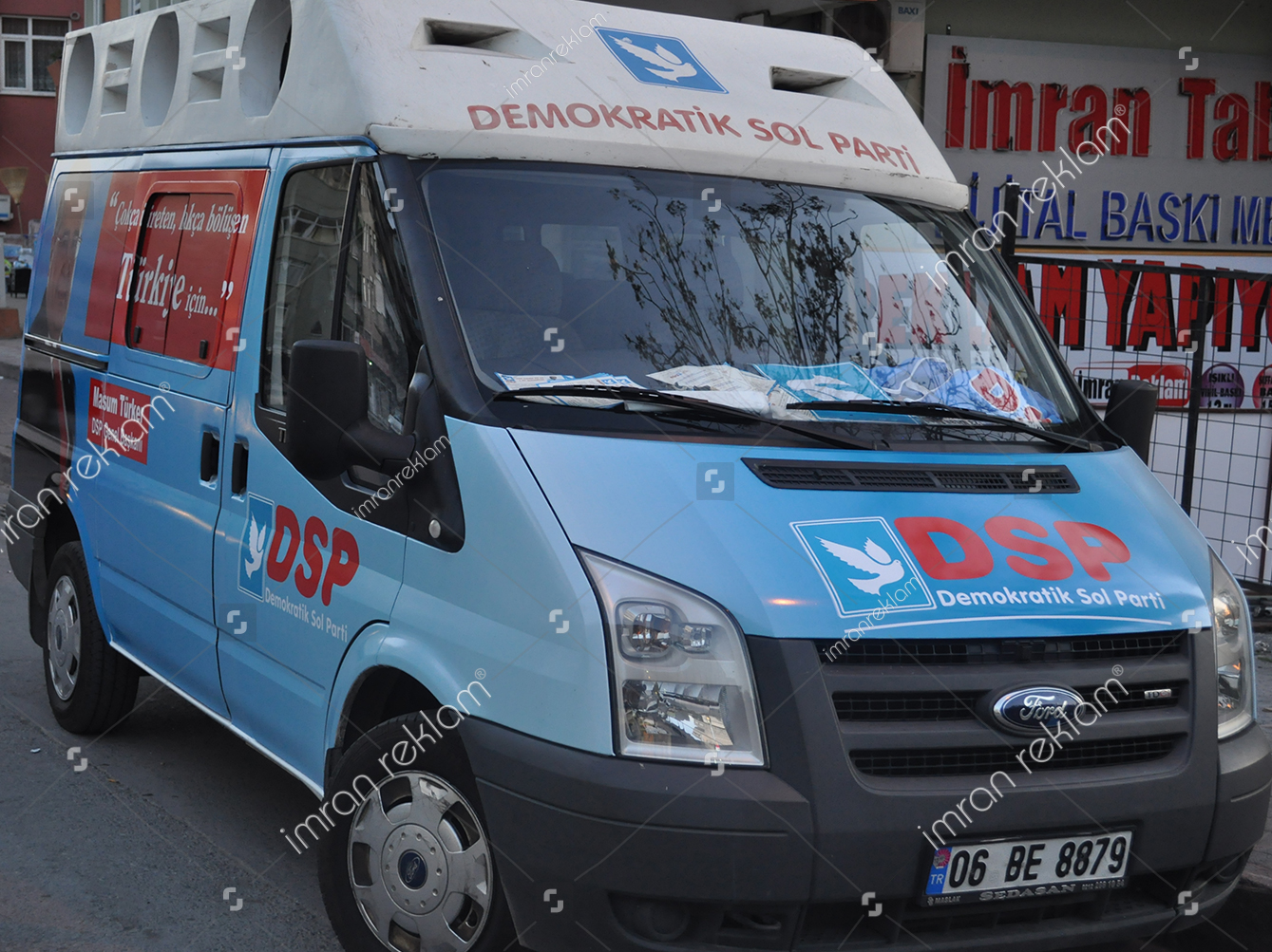 demokratik-sol-parti-arac-giydirme-arac-kaplama