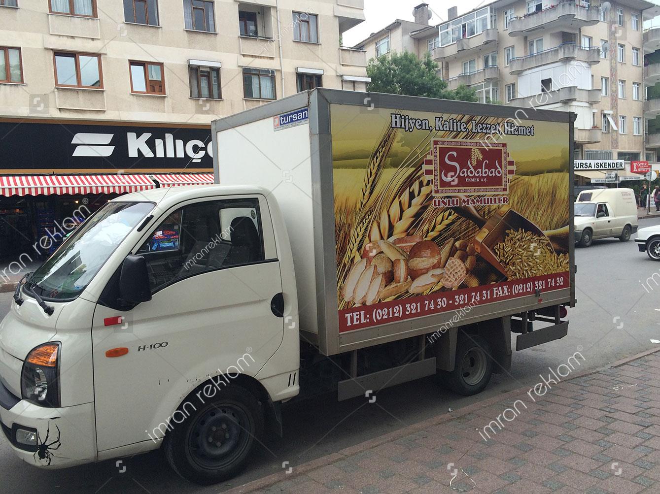 ekmek-firini-kamyonet-reklam-kaplama