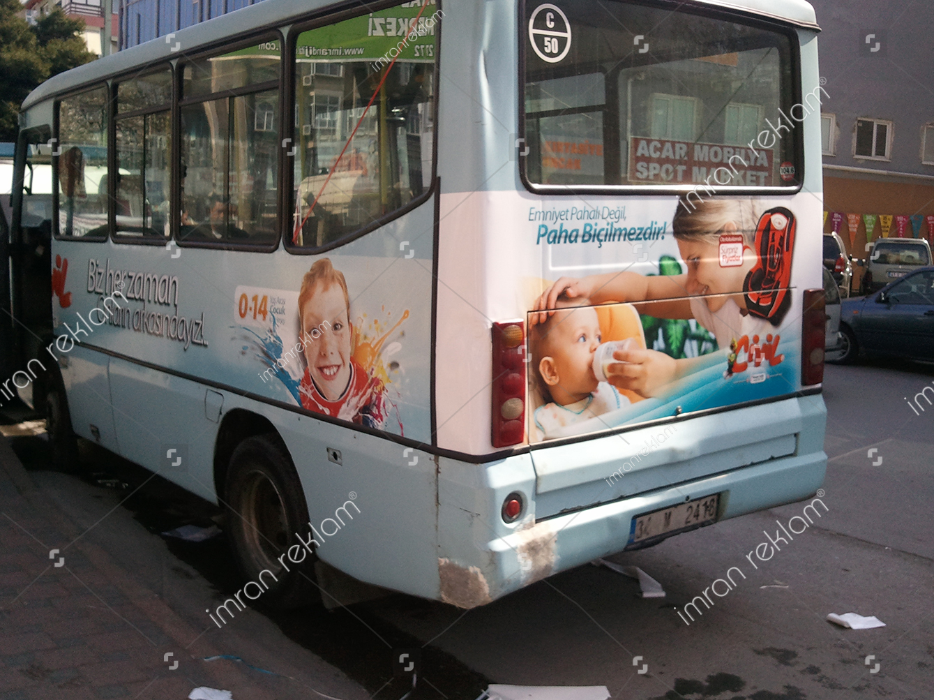 minibus-kaplama
