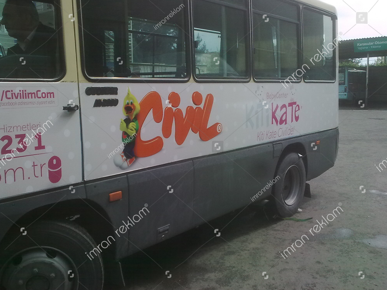 minibuse-reklam-giydirme