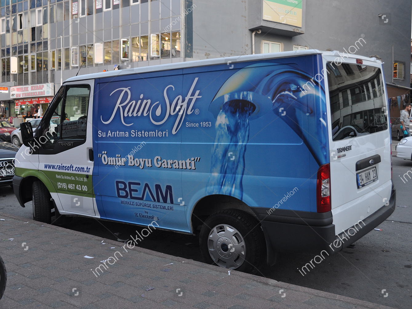rainsoft-ford-transit-arac-giydirme