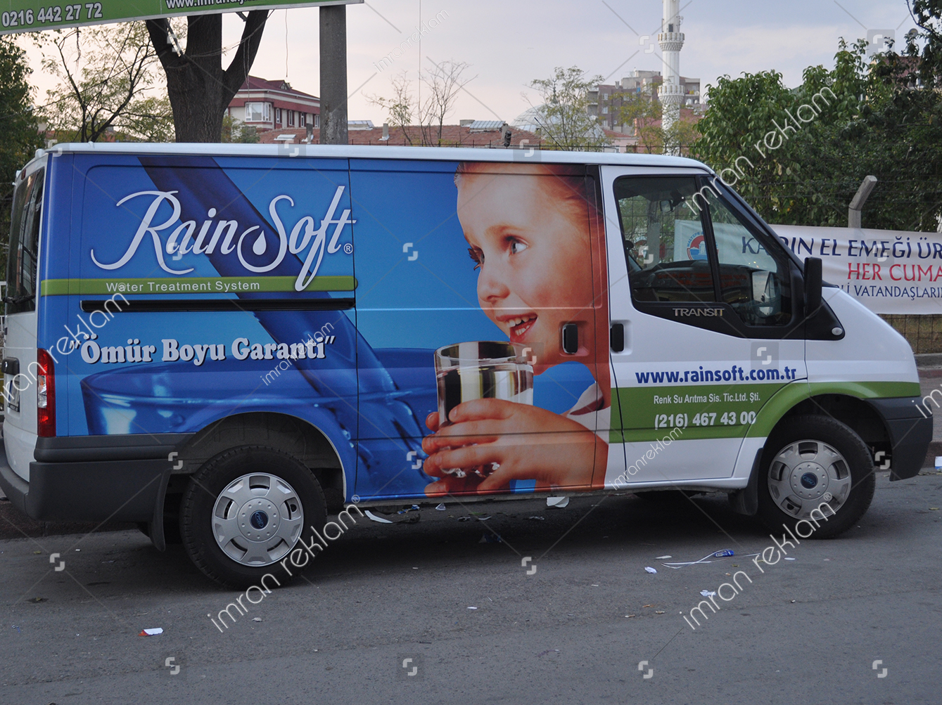 rainsoft-ford-transit-arac-kaplama