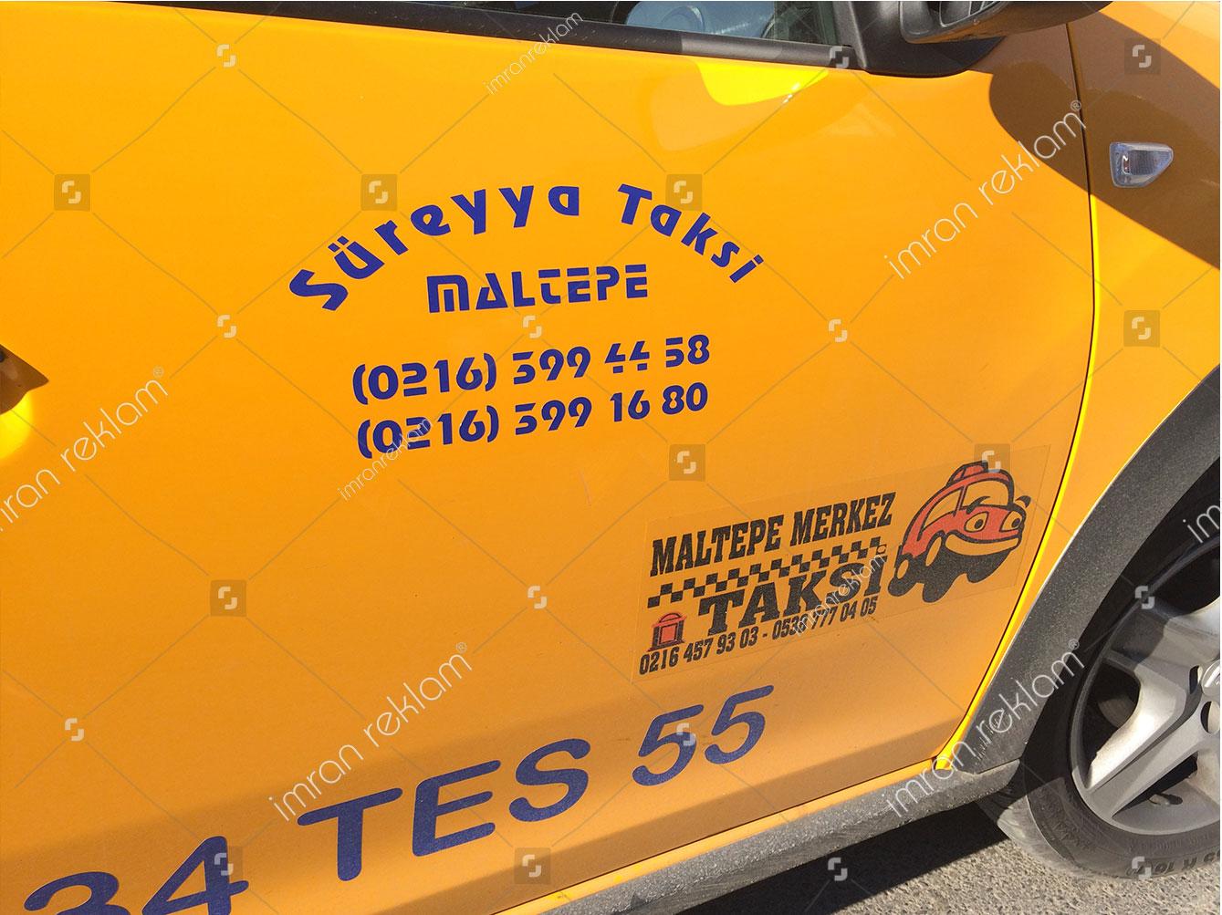 taksi-giydirme