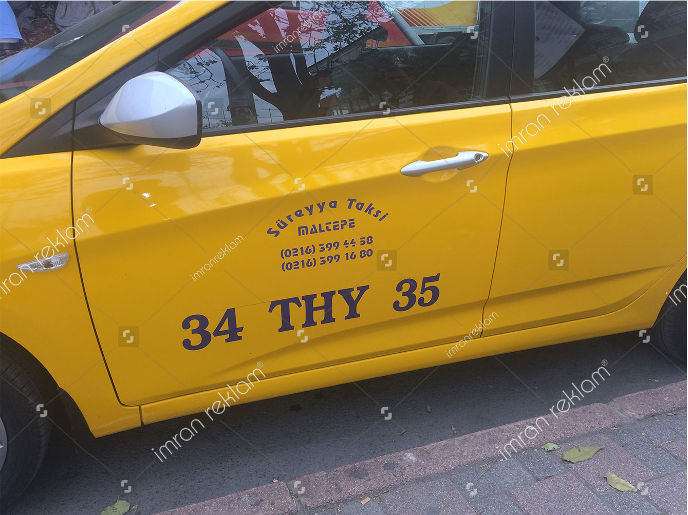 taksi-kaplama