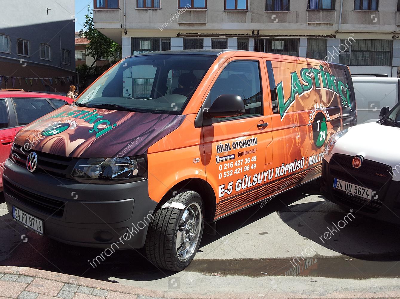 transporter-arac-reklam-giydirme
